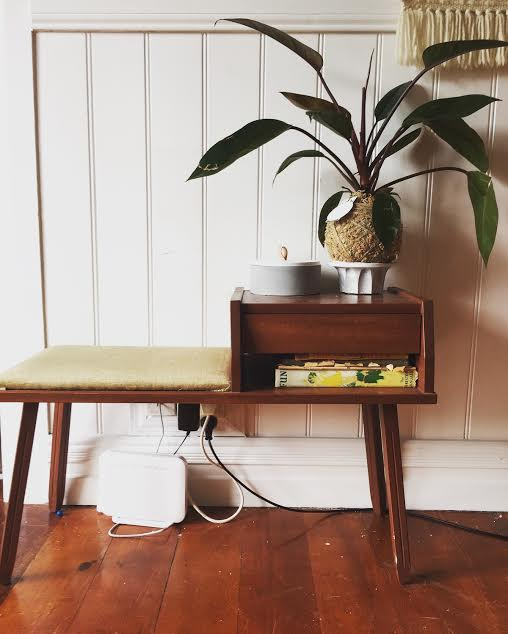 Retro Plant stand